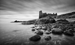 Dunure (Ian McClure) Tags: dunure castle ayrshire scotland pentax long exposure