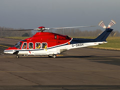 CHC Scotia | AgustaWestland AW139 | G-SNSH (Bradley at EGSH) Tags: aw139 agustawestland agustawestlandaw139 rotors helicopters vtol helicopter heli offshore norwichairport agusta egsh nwi norfolk canon70d norwich norwichinternationalairport oilrigs northseaoil gsnsh scotia canadianhelicoptercompany chc chcscotia