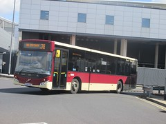 East Yorkshire 385 YX14HDZ 'Alan White' Hull Interchange on 78 (1280x960) (dearingbuspix) Tags: eyms eastyorkshire 385 yx14hdz alanwhite