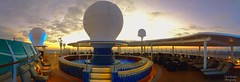 Satellite Falls Sunrise (Thanks for over 2 million views!!) Tags: chadsparkesphotography clouds sky sunlight sunrise disney disneyfantasy disneyfantasycruiseship disneycruiseline appleiphone5c panaramic panoramic panaroma pano iphonecamera