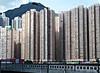 Urban density (Jeremy Austin (austinjosa)) Tags: city urban housing train hongkong kowloonbay 2017