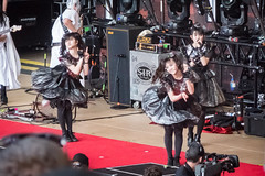 BABYMETAL at Shoreline Amphitheatre #22 (satoshikom) Tags: panasonicdmczs100 babymetal shorelineamphitheatre heavymetal concert yuimetal moametal sumetal