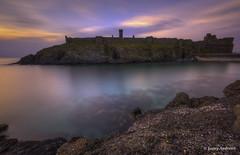 Peel Castle, Isle of Man (jonny.andrews65) Tags: peel isleofman castle st patricks isle nikon d7200 tamron 1024