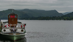 Lady Wakefield, Ullswater, Cumbria (joanjbberry) Tags: ullswater cumbria lakedistrict ullswatersteamers lake mountains water trees countryside boat boattrip ladywakefield