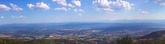 Omarska Panorama (Damir Dj) Tags: omarska balkan bosna republika srpska panorama kozara gola planina krajina prijedor sky nebo blue clouds landscape