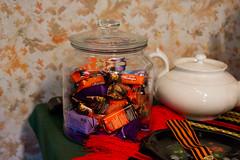 Igor museo, candy jar (visitsouthcoastfinland) Tags: visitsouthcoastfinland degerby igor museum museo finland suomi travel history indoor food