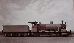 New South Wales Government Railways (Australia) T Class 2-8-0 steam locomotive Nr. 548 (Neilson Locomotive Works, Glasgow 1898) (THE MIDDLE EAST, CENTRAL ASIA, AFRICA) Tags: new south wales railways steam locomotive neilson australia nswgr glasgow