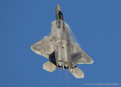 F-22 Raptor Demonstration (JetImagesOnline) Tags: f22 raptor lockheed martin demonstration fighter jet 1st wing joint base langley usaf air force military