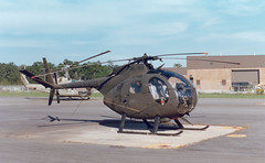 OH-6A 68-17197 AL ARNG (spbullimore) Tags: oh6 cayuse 6817197 alarng us army usa montgomery dannelly field alabama 1989