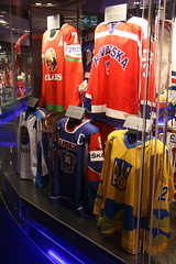 IMG_3268 (Mark Whitmarsh Photography) Tags: icehockey halloffame icehockeyhalloffame hockey canadasgame skates sticks pucks jersey museum sport toronto canon canoneos400ddigital canoneosdigital400d daytrip day stadium city citylife canada halloween train railways skyline skyscraper rain wet blue jays bluejays gobluejays