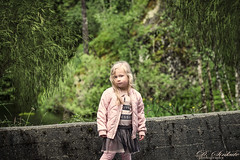 my little model ❤️ (D.Sinkute) Tags: kid girl cute pink rosa photosession nature gamta canon norge norway