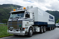 IMG_2596 Scania 142H 1987 mod. (JarleB) Tags: hardangertreffet2017 veteranbil veteranbiler lastebil trucks oldtrucks rullestad rullestadjuvet rullestadaktivfritid scania scaniatrucks oldscaniatrucks scania142
