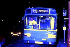 Slide 099-61 (Steve Guess) Tags: lcbs london country england gb uk bus coach leyland national snb upperregentstreet