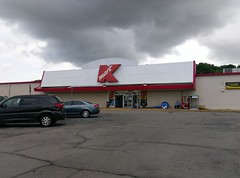Trouble brewing over the Muscle Shoals Alabama Kmart! (l_dawg2000) Tags: 1970s 2016 2017 2017closing 90s al alabama bigk bluelightspecial closing colbertco corinth departmentstore discountstore flood goingoutofbusiness kmart liquidation mississippi ms muscleshoals old remodel remodeled sale store vintage unitedstates usa