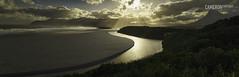 Precipitous Bluff and the Ironbound Ranges (cameron_sweeney) Tags: au aus australia australian landscape newriverlagoon sony sonya7r southcoast southcoasttrack tas tasmania wwwcameronsweeneycomau samyang 14mm f28 park southwestnationalpark