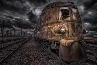 rusty face