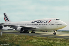 Air France 747-400 F-GITE (birrlad) Tags: paris cdg international airport france aircraft aviation airplane airplanes airline airliner airlines airways taxi taxiway arrival arriving landed runway stand gate terminal apron ramp boeing b747 b744 747 747400 747428 fgite airfrance jumbo jet