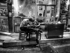 Guangzhou,China (-Faisal Aljunied - !!) Tags: goatmeat restaurant china guangzhou streetphotography iphone7plus faisalaljunied