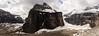 Mt Lefroy / Victoria Glacier panorama (tylerhuestis) Tags: banff banffnationalpark alberta canada canada150 lake louise plainofsixglaciers glacier mountains rockymountains rockies victoriaglacier