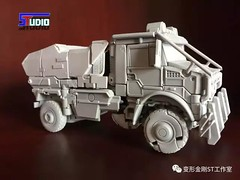hound vehicle 001 (6) (capcomkai) Tags: ststudio custom hound autobot tlk transformerthelastknight alienattacktoys 探長 變五 變形金剛 最後的騎士王 最終騎士 汽車人
