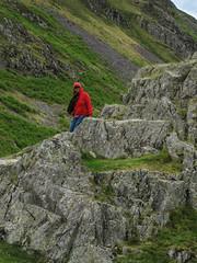 Ullswater-17.23 (davidmagier) Tags: aruna hills hoodie rocks scenic martindale cumbria england gbr