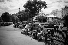 on holiday (pamelaadam) Tags: thebiggestgroup fotolog digital august summer 2016 holiday2016 bw people lurkation filey engerlandshire