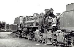 "Africa Railways - East African Railways (EAR) 2-8-2 steam locomotive Nr. 2910 ""Galla"" (North British Locomotive Works 26914 / 1952) (HISTORICAL RAILWAY IMAGES) Tags: africa railways eastafricanrailways ear 282 steam locomotive 2910 galla northbritishlocomotive 1952"