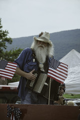 Mountain Music (miked2019) Tags: belleville mifflincounty usa accordion festival hillbilly mountainmusic musician patriotic summer nikond7000 nikon18105
