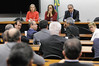 Reunião parlamentares do PT na Câmara dos Deputados