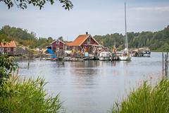 Fiskebäck (hans.johansson37) Tags: sweden nature natur båt hav sea boats coast