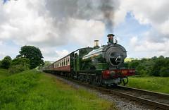 Port Talbot Railway, GWR 813, 0-6-0ST, Built 1934 Irwell Vale, East Lancashire Railway, 03.06.2017 (alannaylor85) Tags: port talbot railway 060st gwr built 190001 no 813 irwell vale east lancashire severn valley