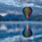 Hot Air Ballooning In The Morning thumbnail