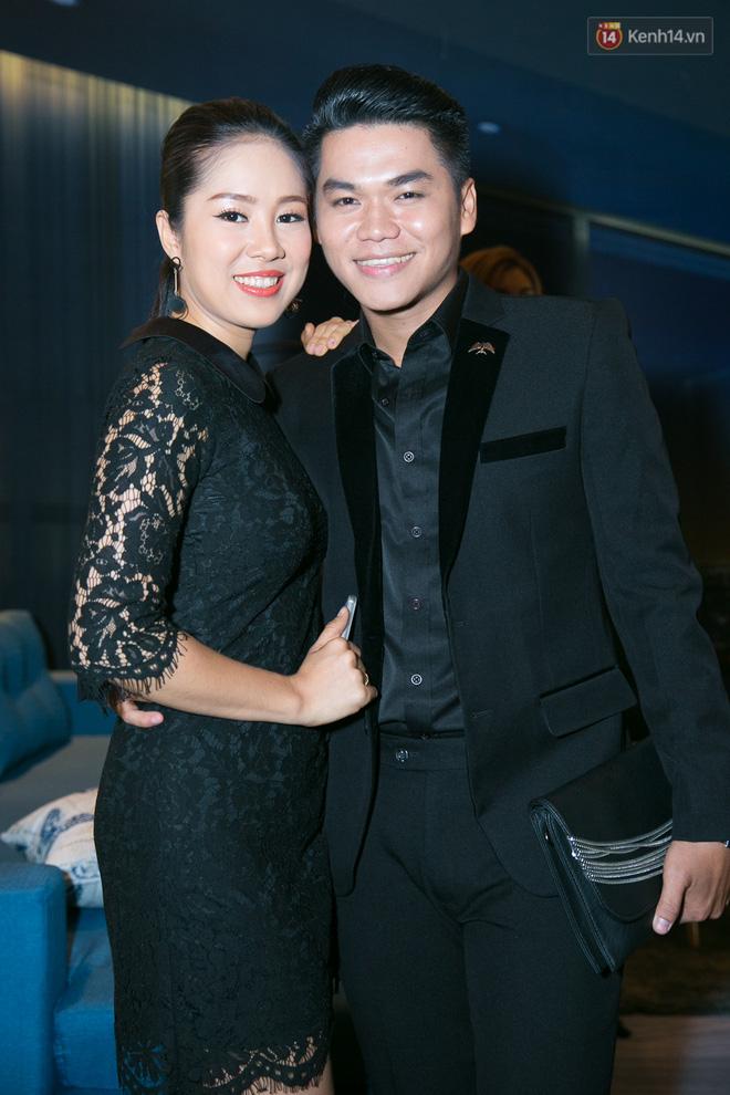 Hậu chia tay, Huỳnh Anh và Hoàng Oanh xuất hiện thân mật, hội ngộ dàn sao khủng trên thảm xanh! - Ảnh 18.