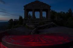 Temple du Donon (jamesreed68) Tags: donon temple nuit 67 alsace basrhin nature paysage architecture historique romain grandest france patrimoine vosges ruines antiques