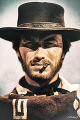 Clint Eastwood '11 (R24KBerg Photos) Tags: madametussauds wax figurines hollywood la california moviestars celebrities likeness 2011 canon clinteastwood actor cowboy western director famous forafewdollarsmore