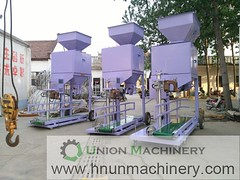 10kg Flour Packing Machine (packing flour) Tags: 1kg 2kg 5kg 10kg 15kg 20kg 25kg 50kg packingmachine packing machine filling machines machinery
