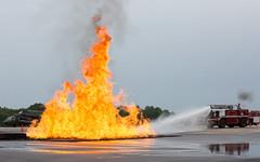 FIRE_ARFF_8 (Joint Base Myer-Henderson Hall) Tags: aircraftrescueandfirefighting arff training fireandemergencyservices davisonarmyairfield fortbelvoir fire