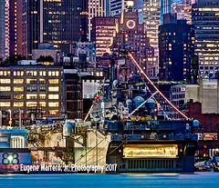 New York City (Themarrero) Tags: nyc ny newyork newyorkcity timeoutnewyork usskearsarge usskearsargelhd3 newyorkfleetweek fleetweek2017 fleetweeknyc2017 unitedstatesnavy nycpier88 olympuse5 olympuszuikodigital1260mmf2940swdlens