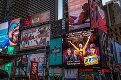 Times Square Signs (slange789) Tags: timessquare newyorkcity