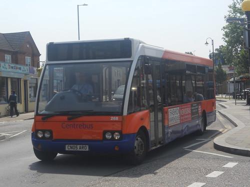 Centrebus 268 CN05 ARO