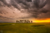 Rock Solid... (Charlie_Joe) Tags: unitedkingdom uk england stonehenge summersolstice rock monument visitengland sunset landscape travel digitalblending clouds attraction heritage explore place outdoor fields country amesbury salisbury architecture