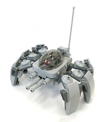 AT-RS 2 (naugem) Tags: lego star wars eurobricks atrs spider walker