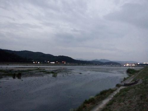 Gyeongju, River