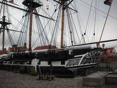 DSCN0547 (g0cqk) Tags: hartlepool ts240xz trincomalee royalnavy ledaclass frigate museum