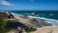 Sutro Baths (San Francisco Gal) Tags: sanfrancisco sutrobaths ruin cliffhouse sealrocks pacific ocean sea water wave surf panorama
