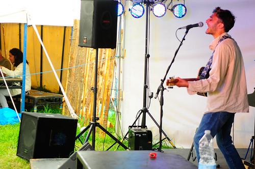 Rishi Saluja - Glastonbury 2017