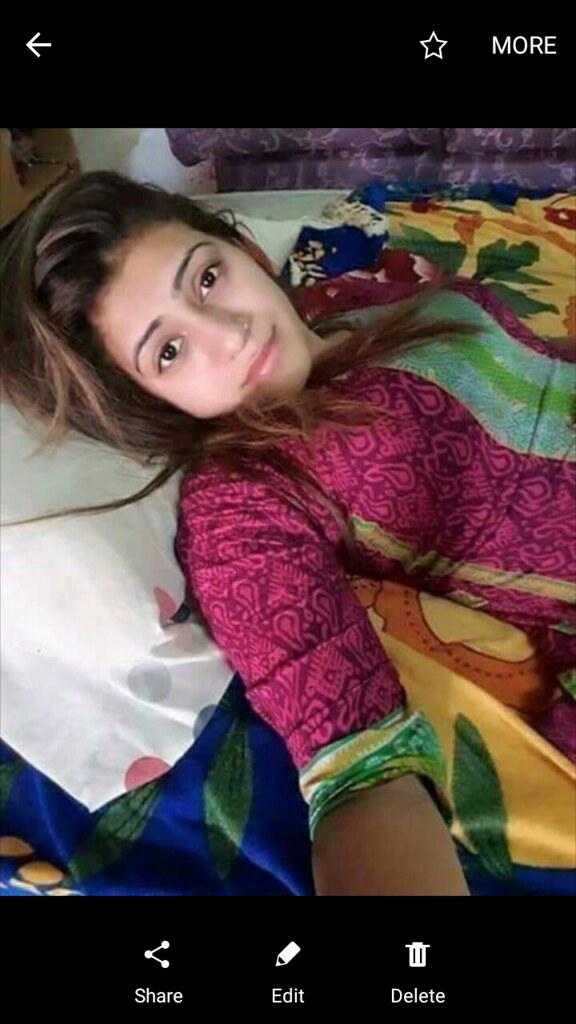 Indian sweet girl image