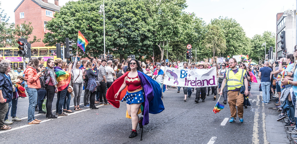LGBTQ+ PRIDE PARADE 2017 [ON THE WAY FROM STEPHENS GREEN TO SMITHFIELD]-130010