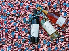 Corner 103 Wines (sarahstierch) Tags: wine vino wines drinking corner103 sonoma california winecountry promotionalphotography canon outdoors outside marketing plaza sparklingwine rosé roséwine rosewine winebottles champagnebottle sauvignon blanc white zinfandel redwine