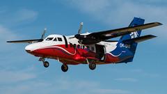 OK-SAS - Let L-410.UVP - Skydive & Air Service s.r.o. (PBe1958) Tags: lkro roudnicenadlabem mas2017 memorialairshow l410 letkunovice l410turbolet oksas skydiveairservice